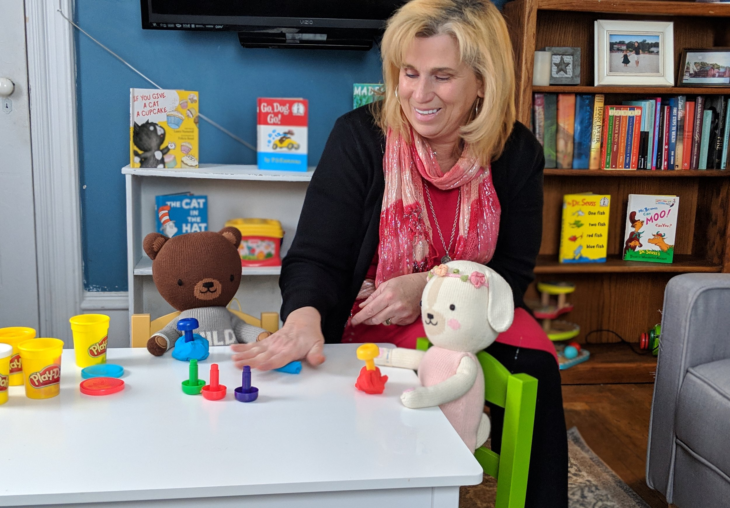 Deb Pacheco, licensed daycare provider, will open the Wee Play Infant Toddler Development in Gloucester, MA this spring