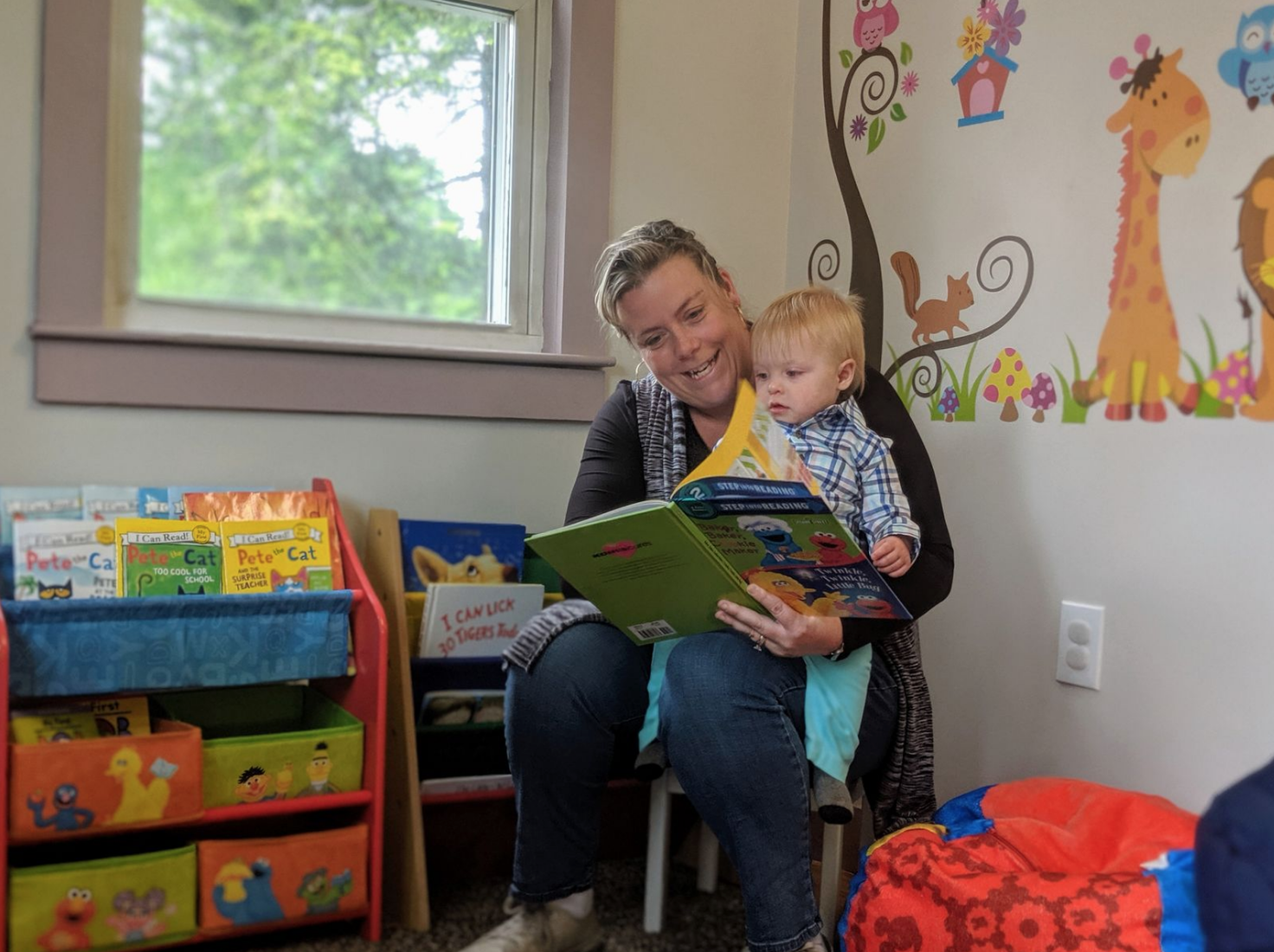 Sandy's Tiny Tykes Daycare will open in Sandra Emery's Haverhill home this fall.