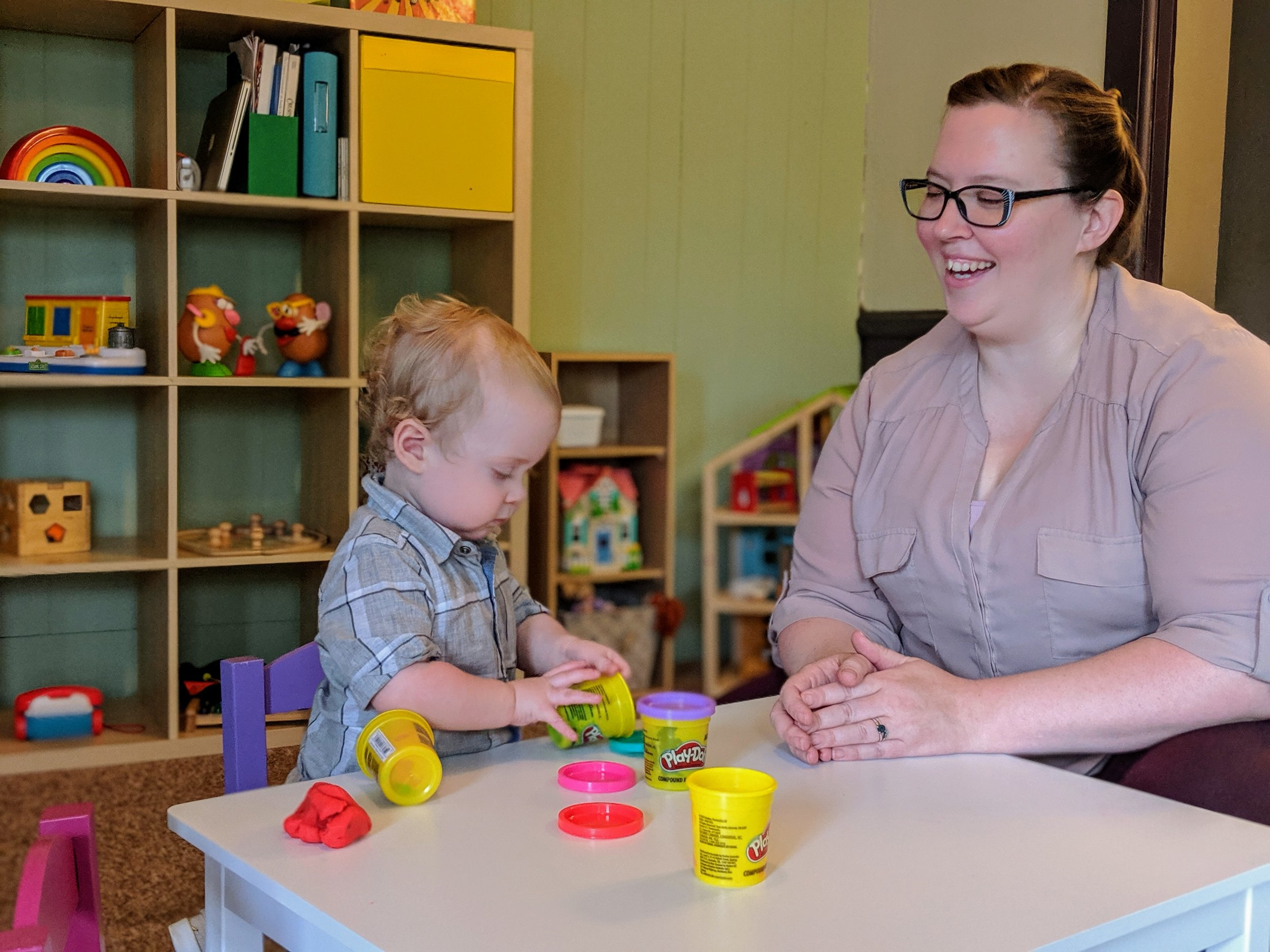 Beth Goodwin brings 10+ years of child development experience to her new program.