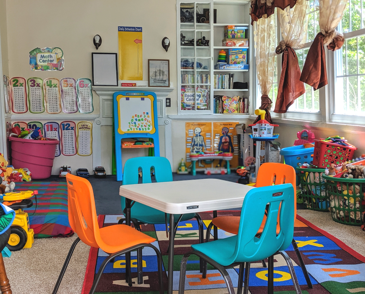 Mahmuda Siddika will open Happy Kinder Care in her Woburn home this summer.