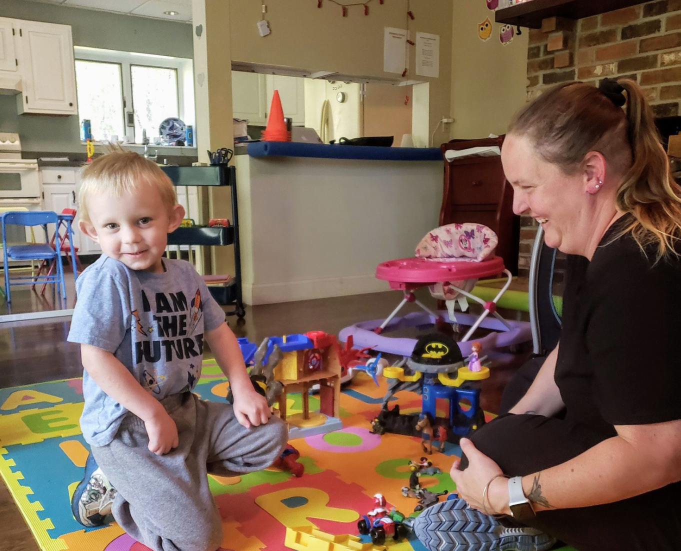 Children will learn through play at the new Learning Garden Daycare