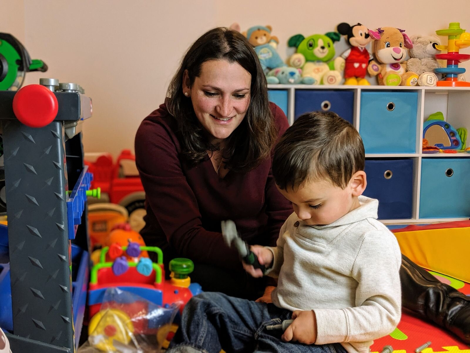 Amy of Little BIG Dreams Family Daycare in Oxford - Enrolling families now!