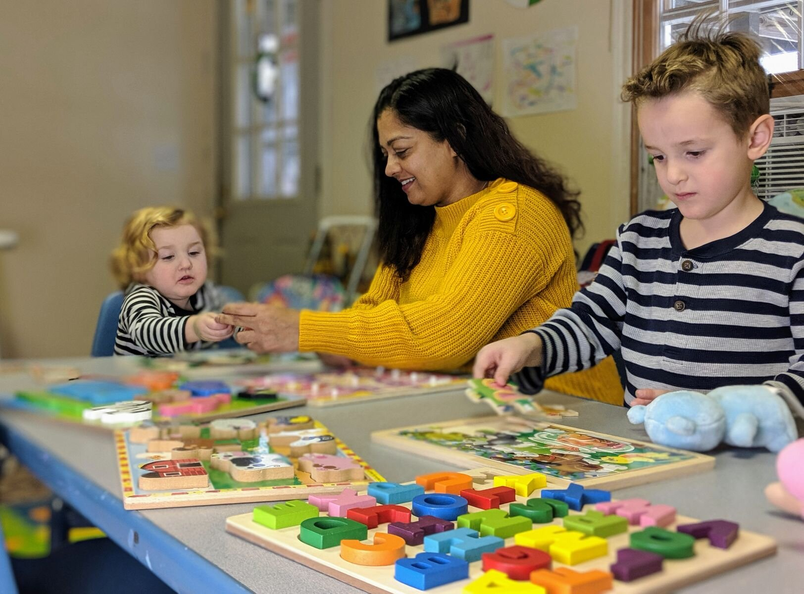 Home daycare provider with toddlers in North Grafton, MA