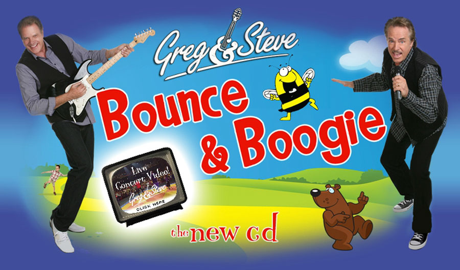 7. Music from Greg and Steve (free): Greg and Steve are musicians whose songs are favorites with some of our Providers! The catchy tunes and movements will keep your kids entertained for hours.