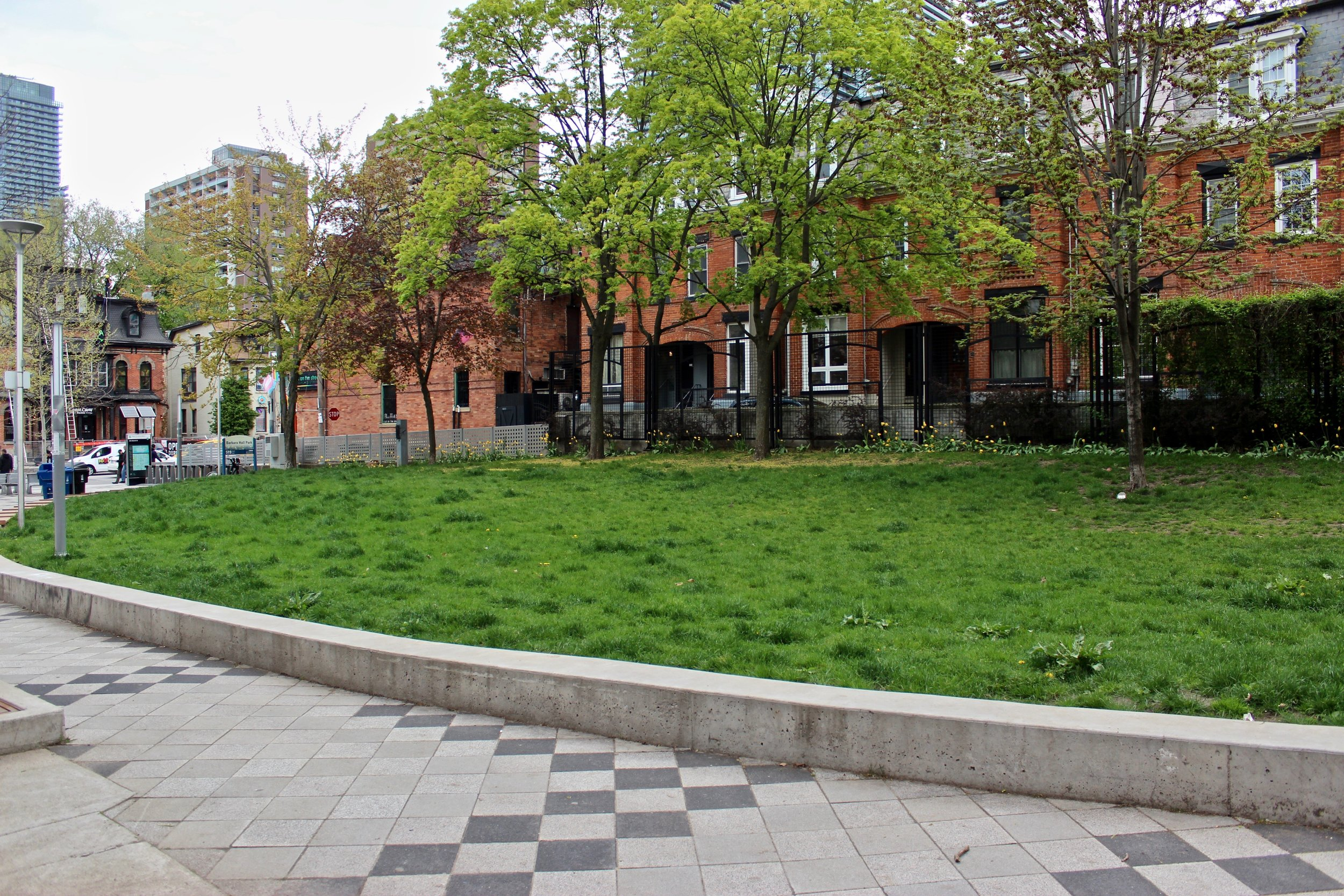 Barbara hall Places to Picnic Neary Yonge-Dundas Square.jpg