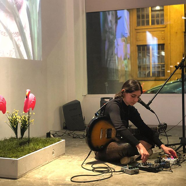 we closed out 'A Digital Nature' last night with a beautiful performance by @devinflower_ and I couldn't be more grateful to everyone who came out and experienced this amazing work by @richiebrowntown @100percentliz @astro.ooze over the last month! 🌨 Last night, the hail came in to help us usher in the fall season. The rain picks up and the sun falls low, nights begin to take over the days and winter solstice sneaks up on us, people start to hunker down and the vibrancy of the city moves into small spaces, night time clubs, and brick walled bars. I'll see you there. 🌙