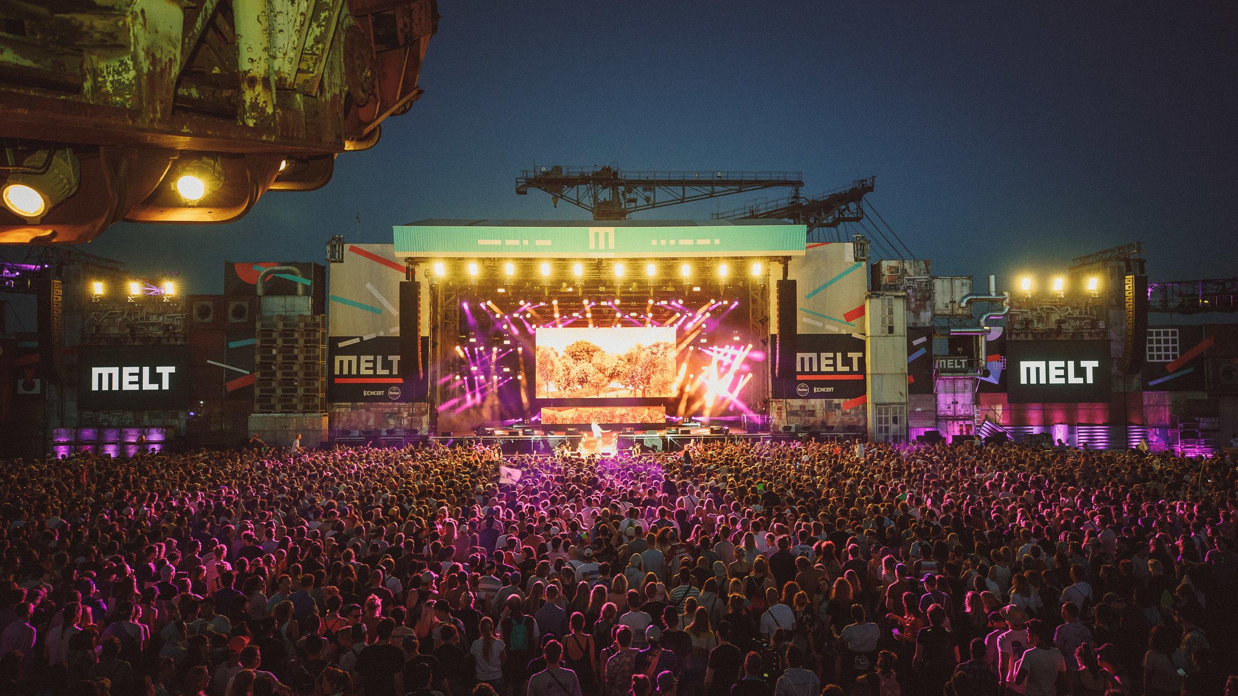 Melt Festival - 19.7. - 21.7.