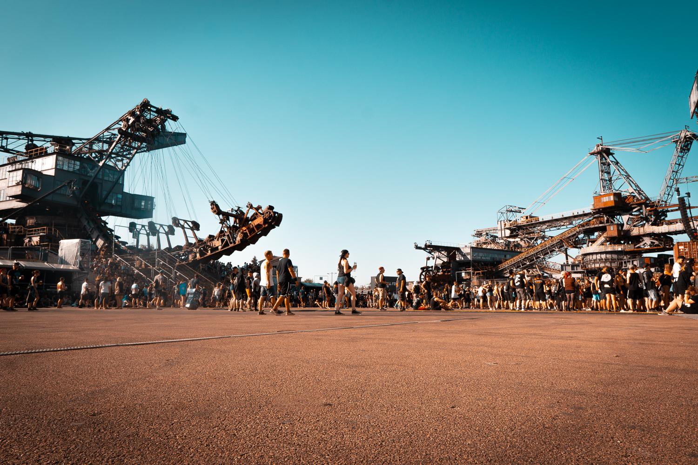Full Force Festivalgelände