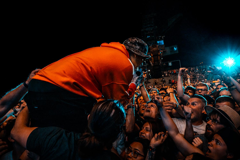 Limp Bizkit Live Full Force