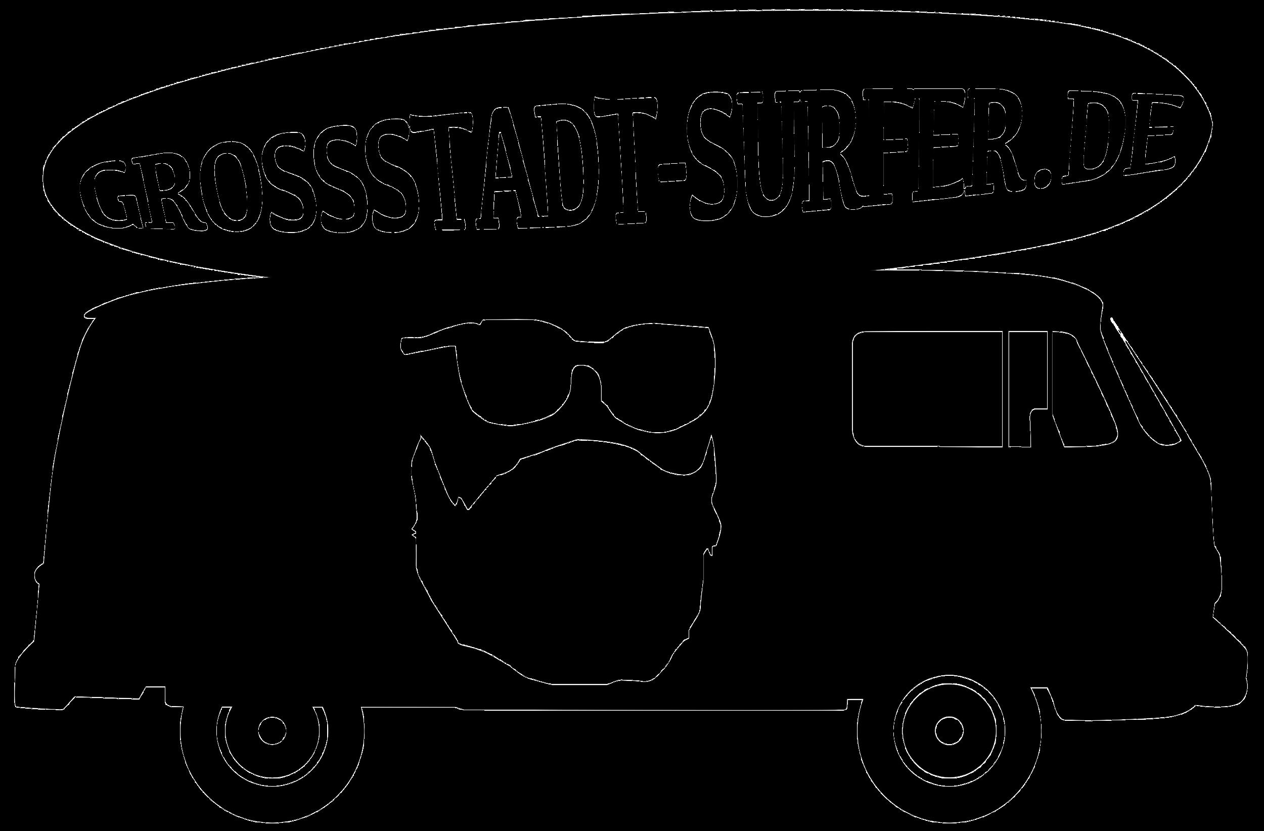 Grossstadt-Surfer.de Logo