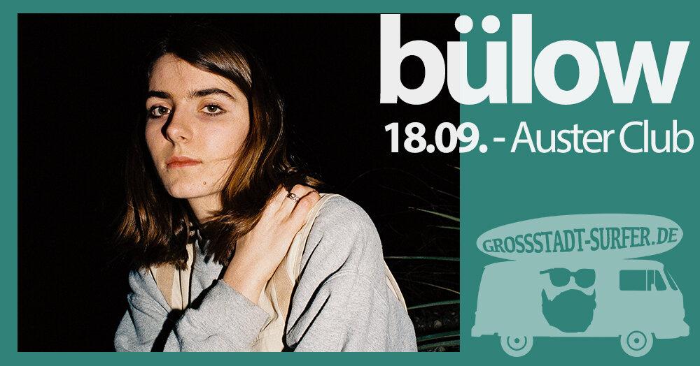Bülow Live im Auster Club