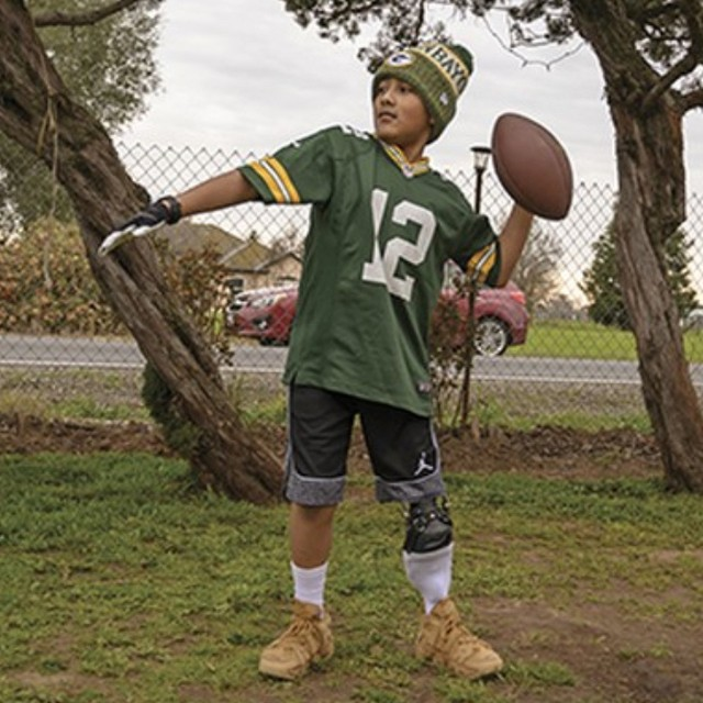 "🙏 @ucdaviscancer ""Young sarcoma patient Jorge Portugal-Herrera is an aspiring football player. He's determined to play, no matter what obstacles he faces - even cancer and a life-changing surgery."" #wendywalk #sarcoma #sarcomaawareness #curesarcoma"