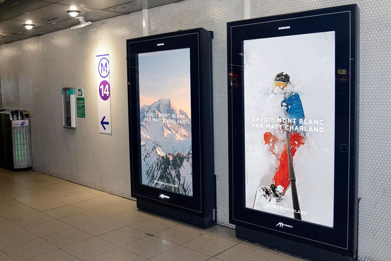Affichage Paris
