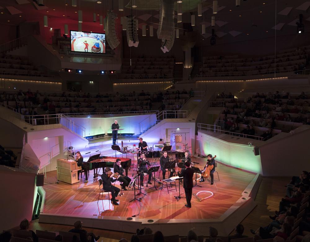 Berliner Philharmoniker - photo: Kai Berinert