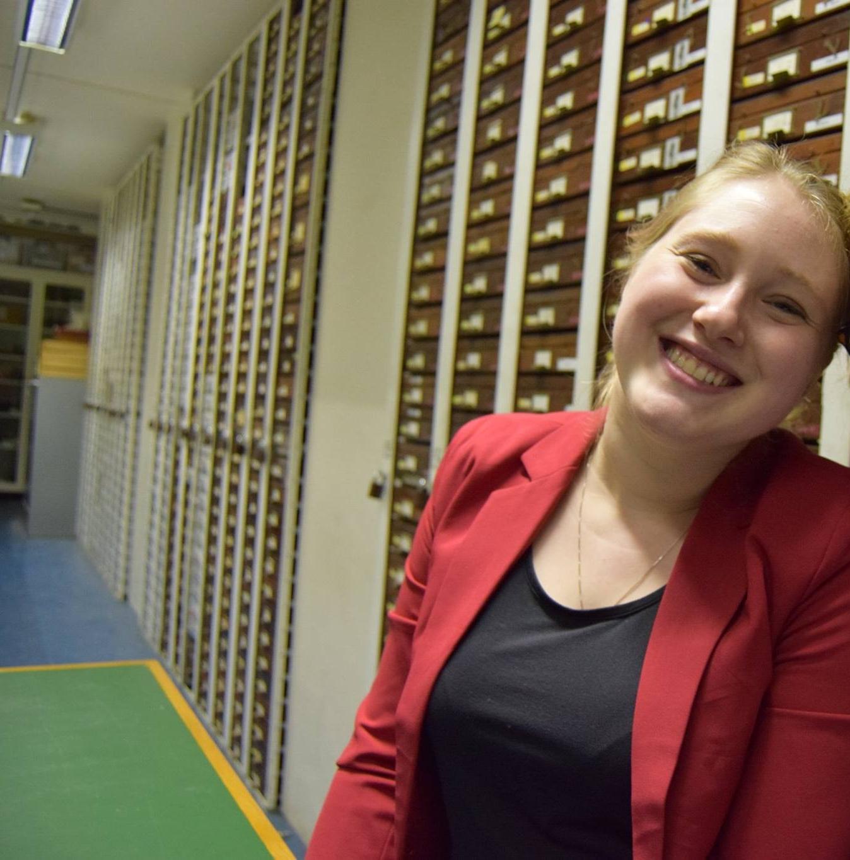 Daphne Van Delst -