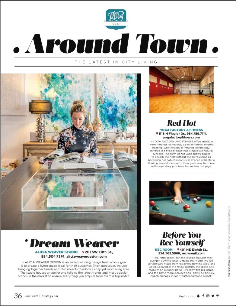 Ft Lauderdale Magazine