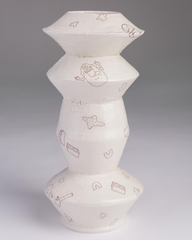 Puff vase