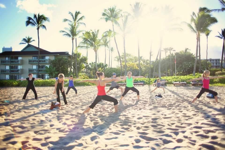Private Wedding Yoga in Maui, HI