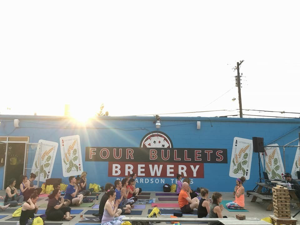 Pints and Poses (Beer and Yoga Event)