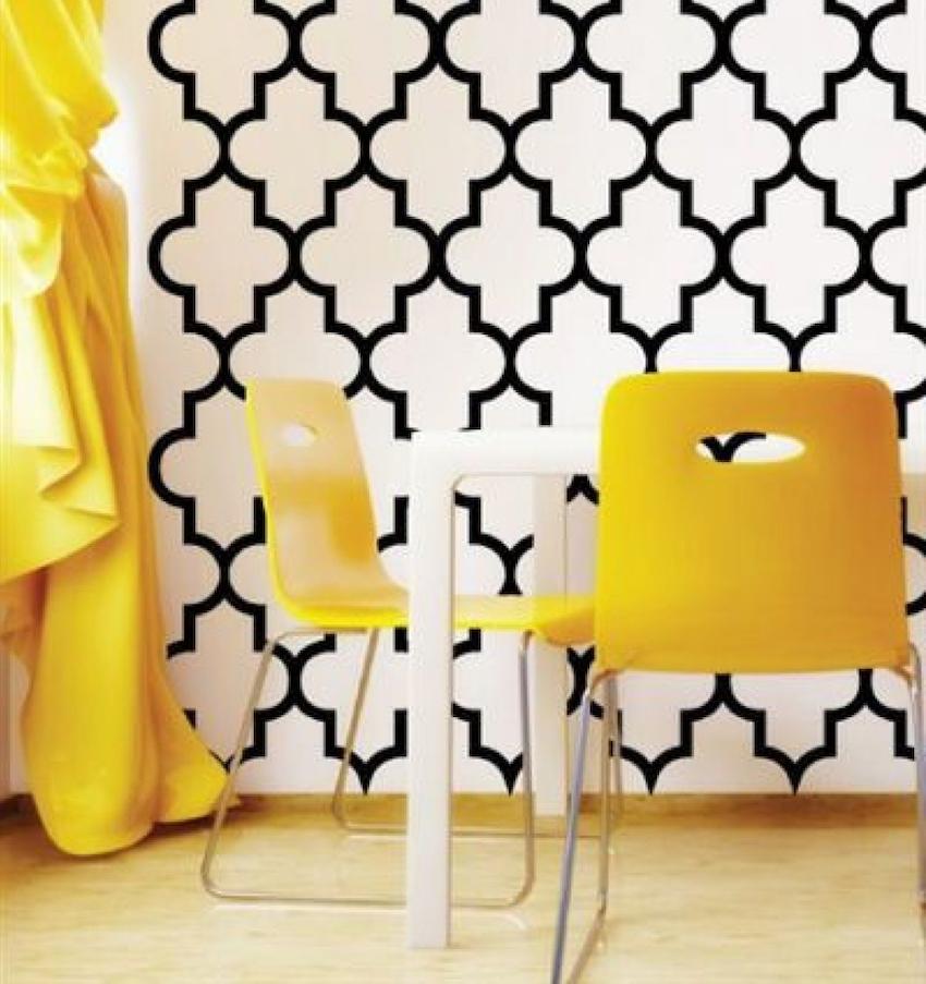 Trellis Pattern by WallTAT
