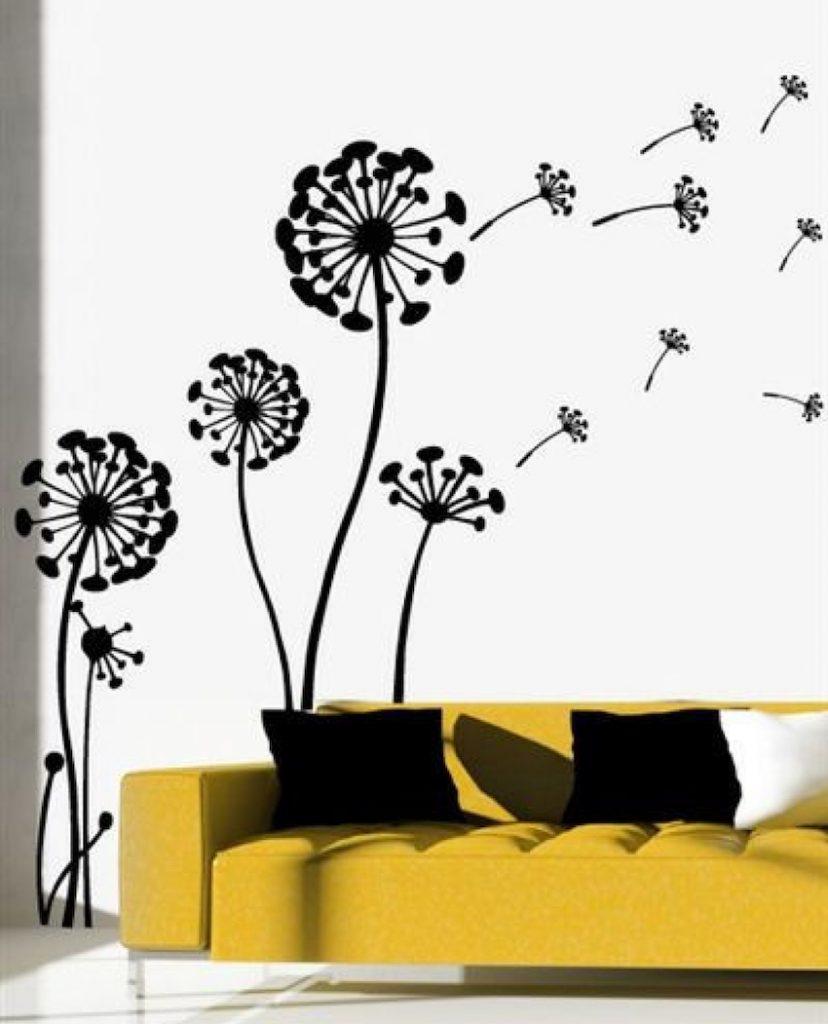 Flowering Dandelion by WallTAT