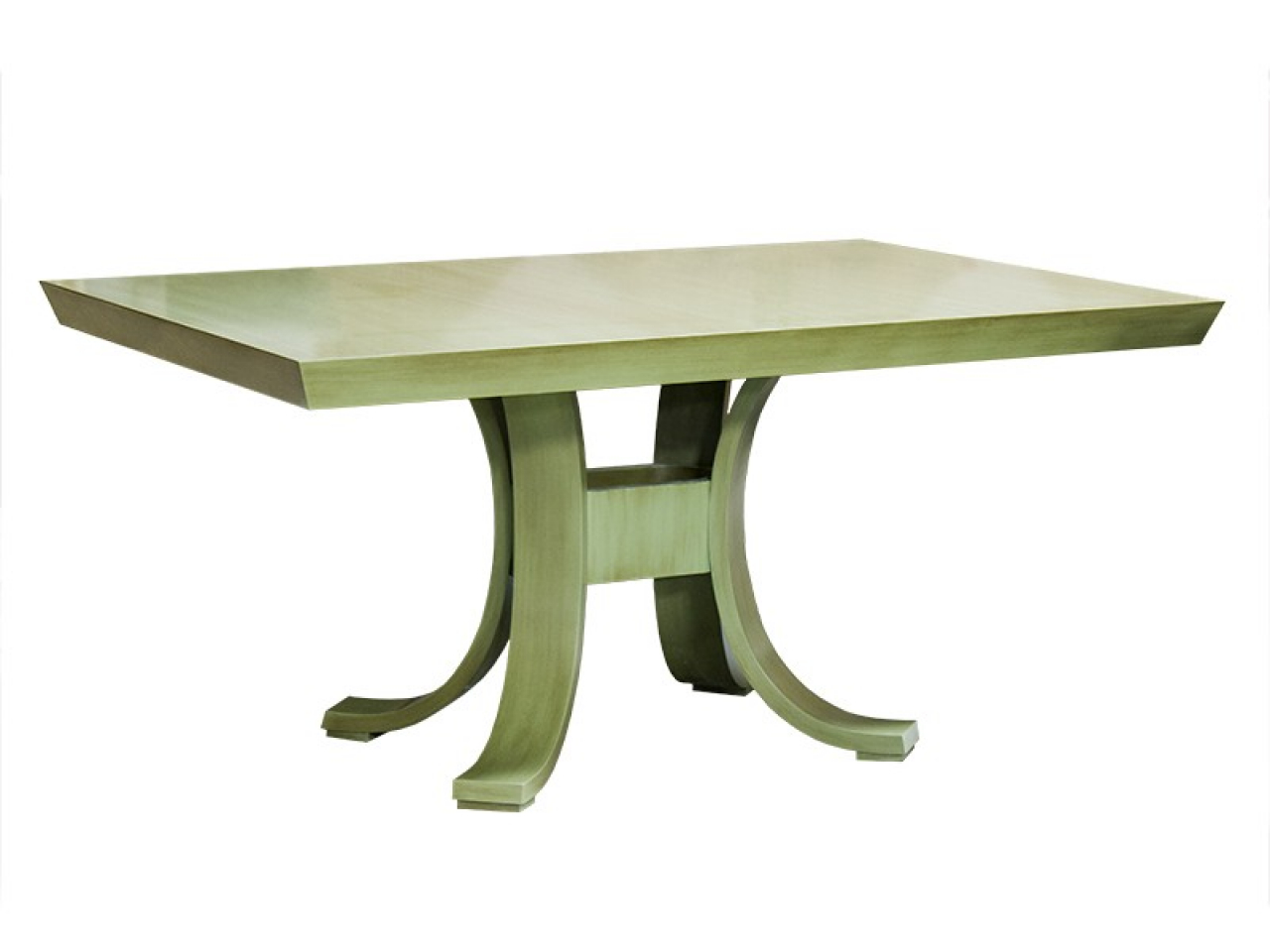 KINDEL GRAND RAPIDS Mark Pedestal Table (Custom)