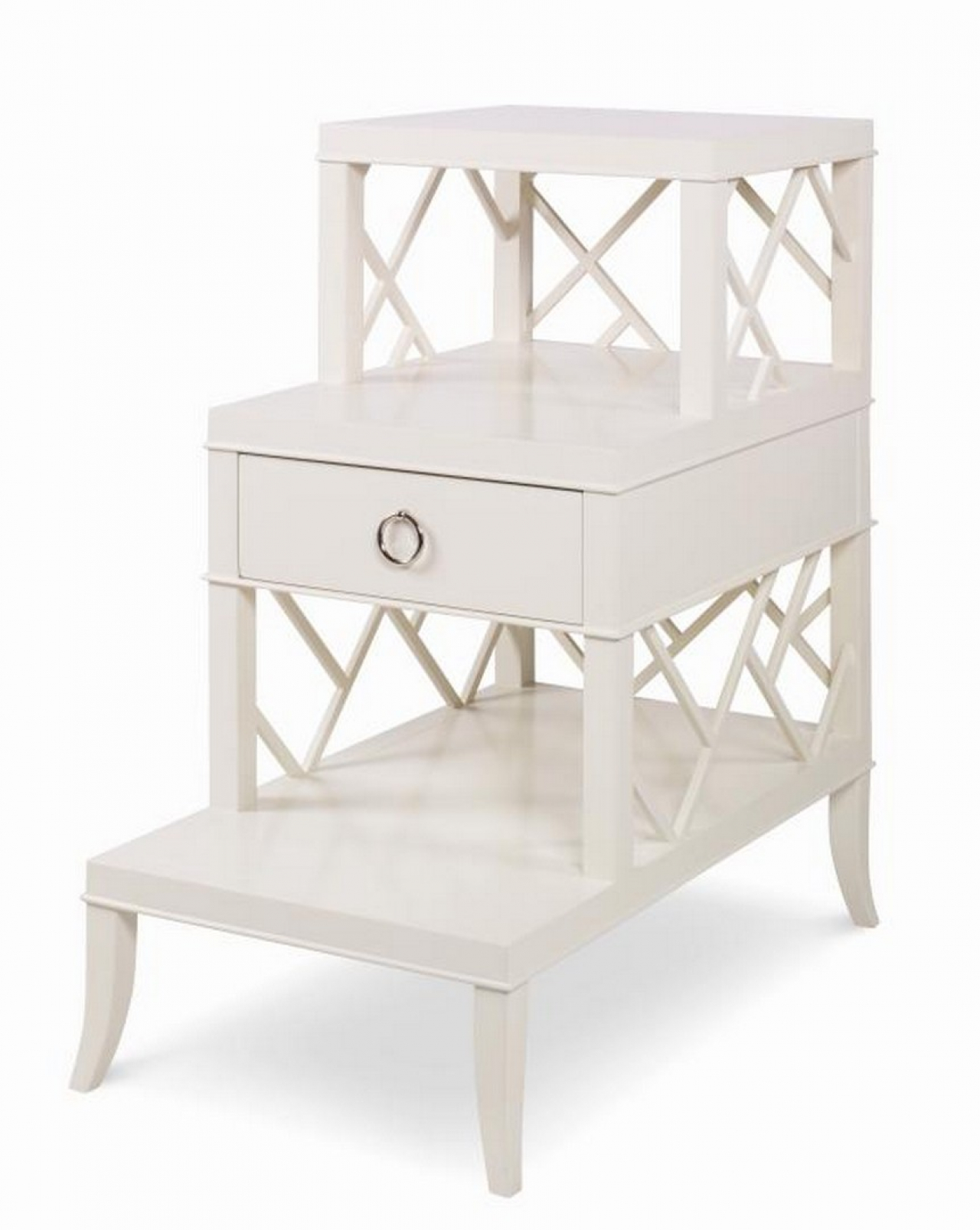 HIGHLAND HOUSE Seward Step Nightstand