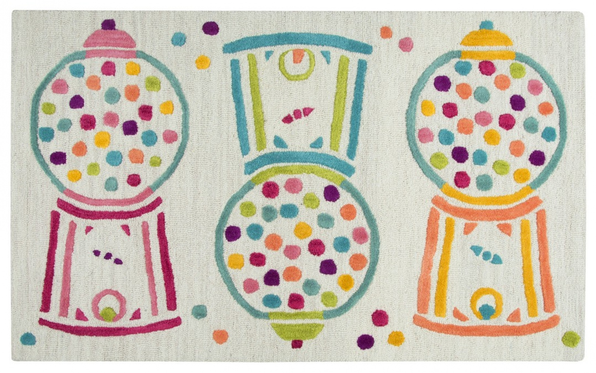 Rizzy Home Playday Collection Rug