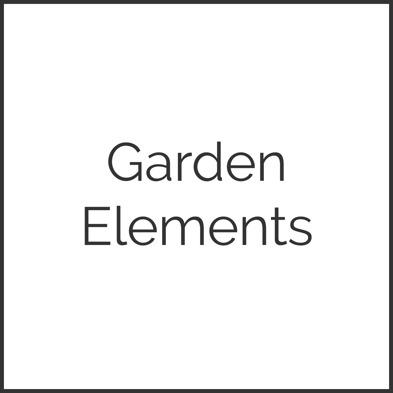 Garden Elements