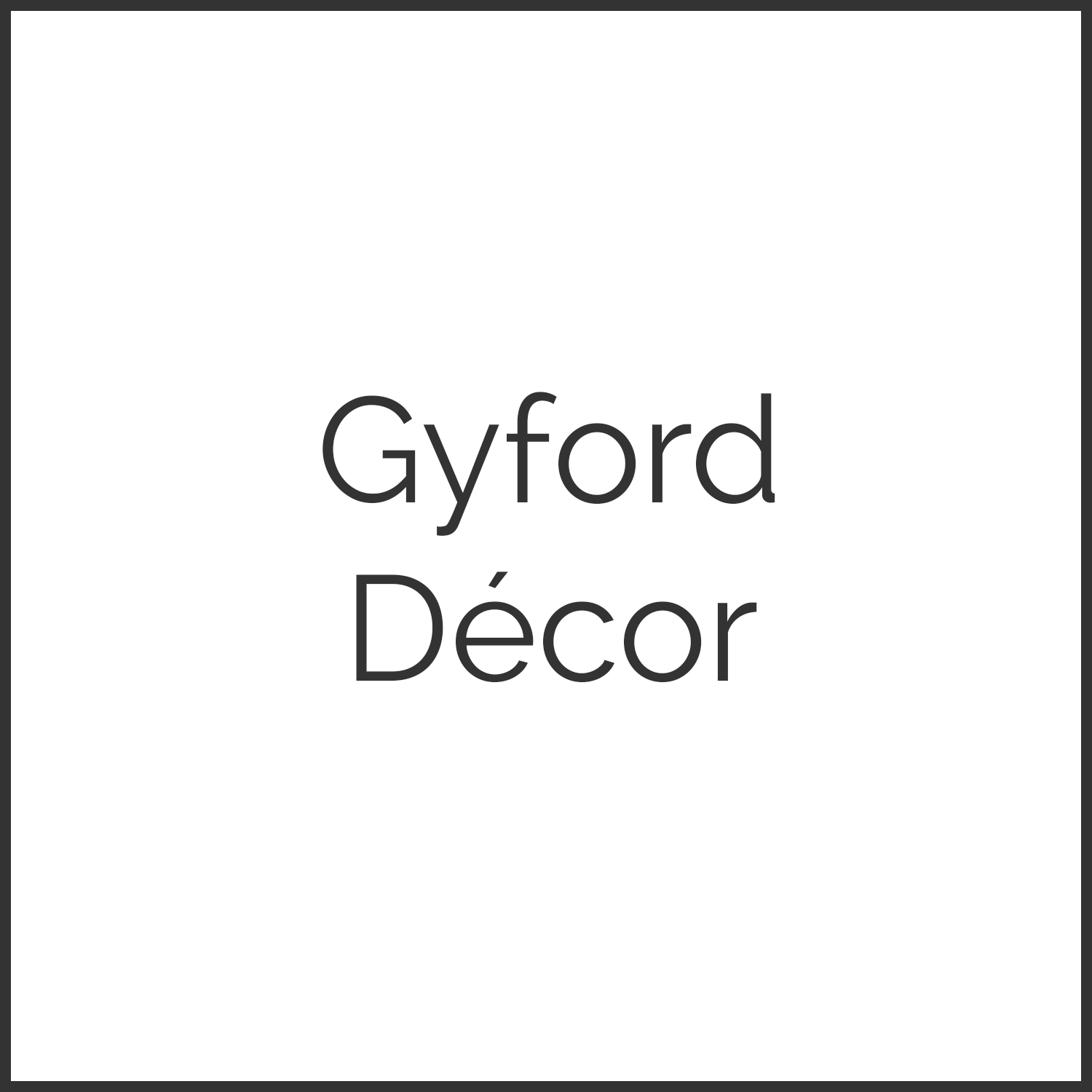Gyford Decor
