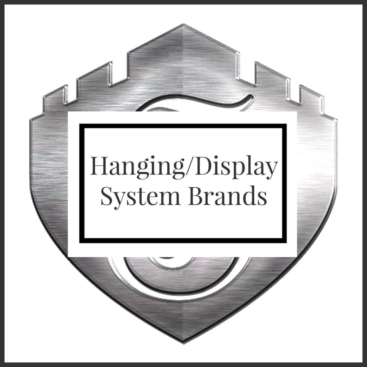 Hanging/Display System Brands