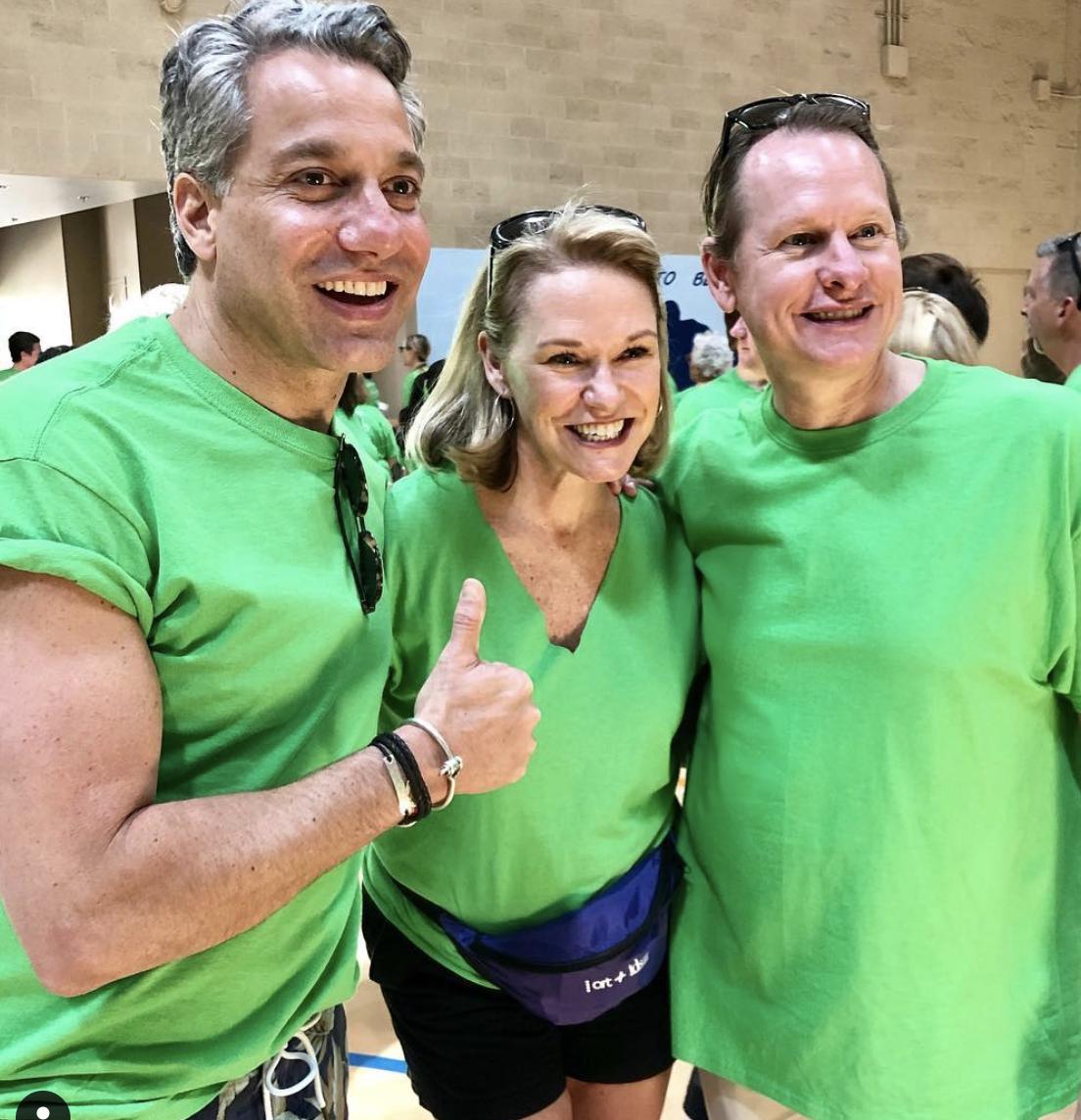 Thom, Libby, & Carson