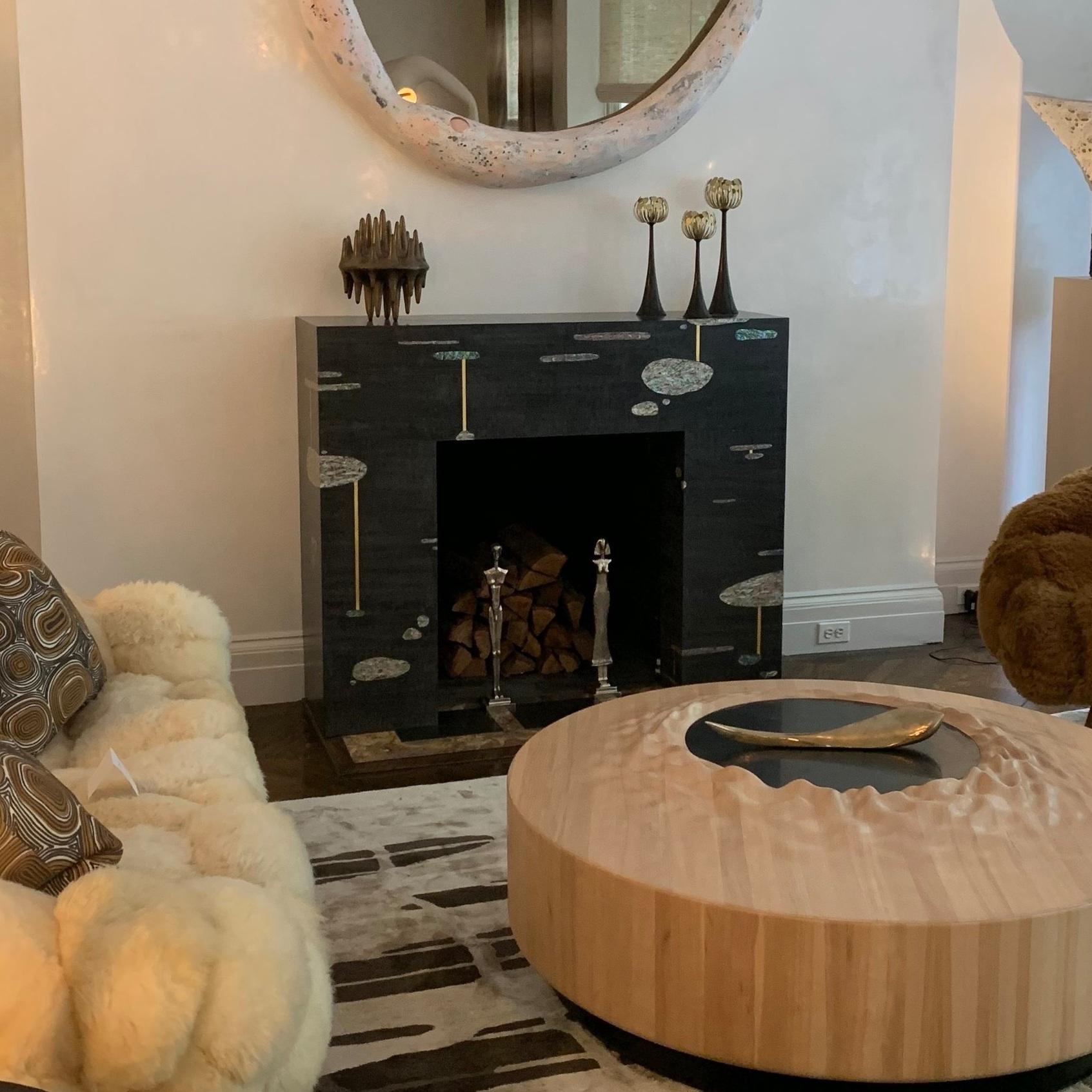 Jeff Lincoln Art + Design Main Living Room
