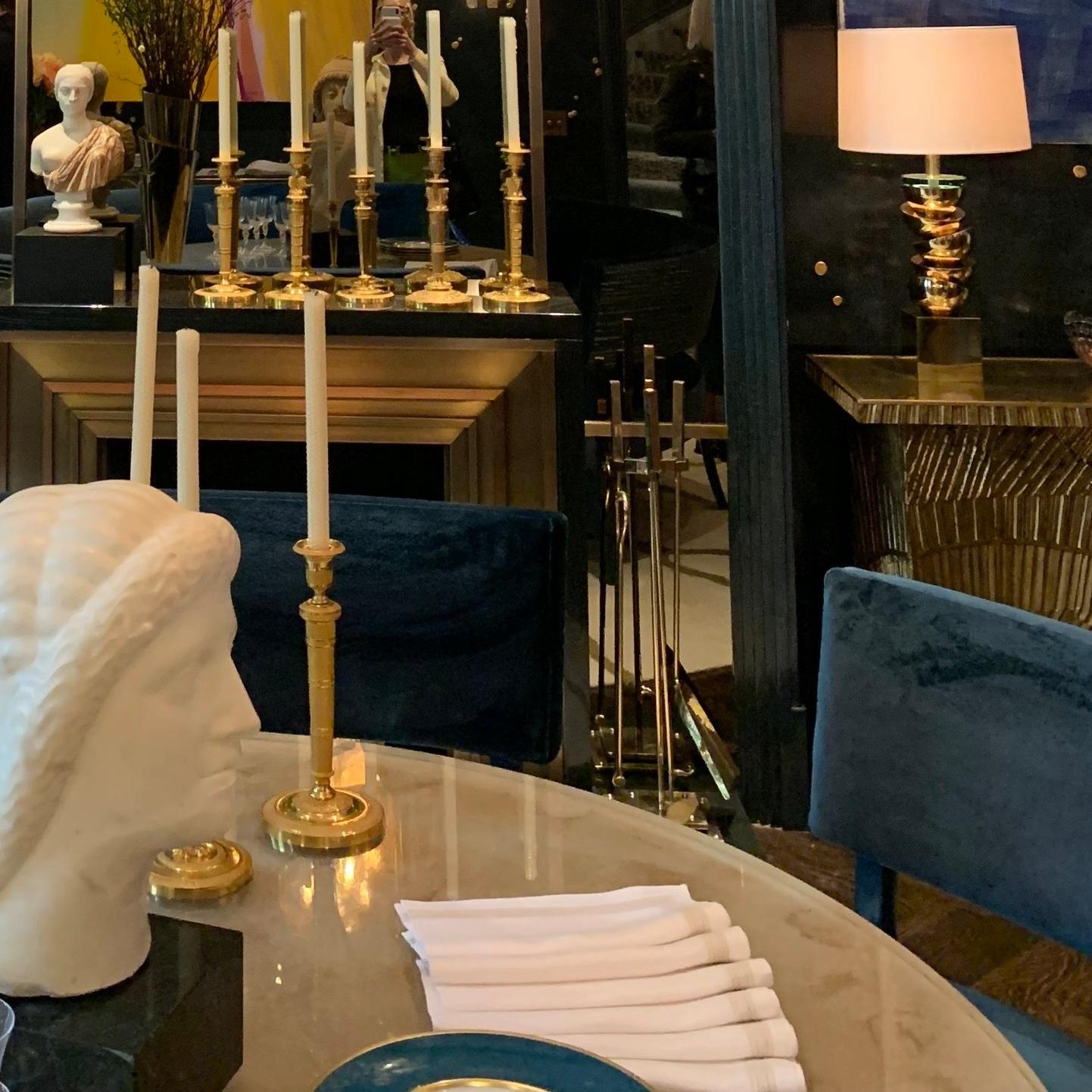 Cullman & Kravis Dining Room