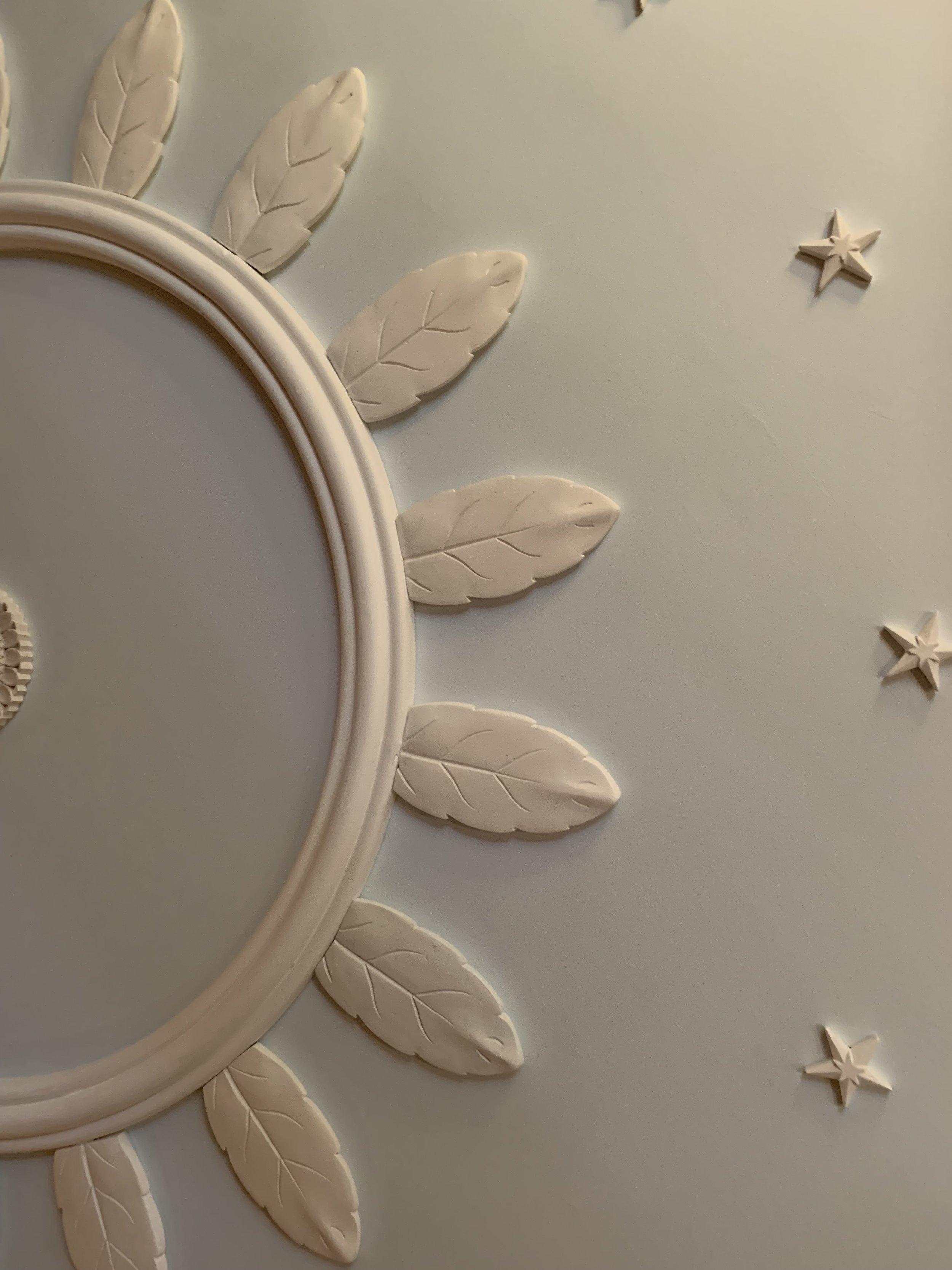 Matthew Monroe Bees Bedroom