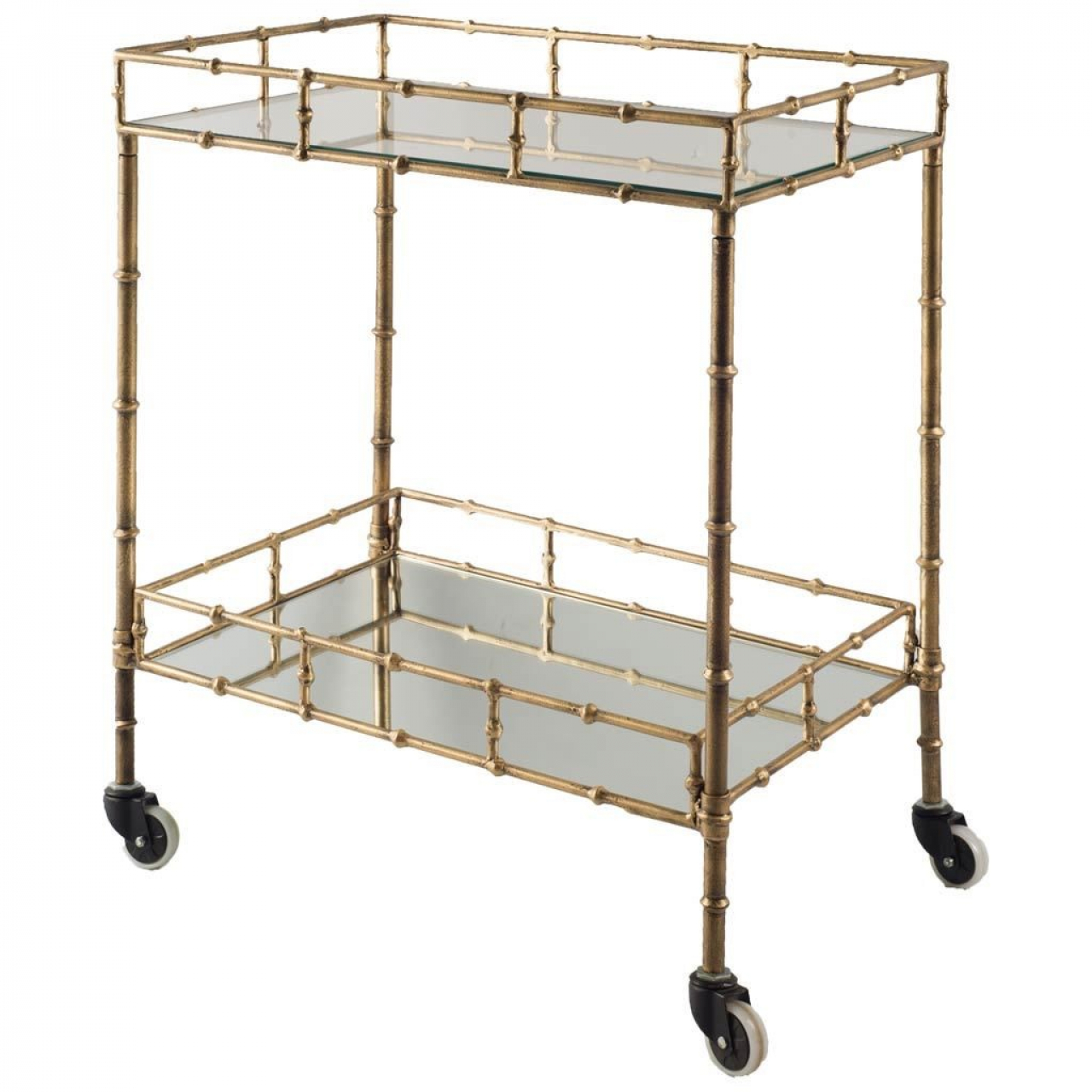Hildley Bar Cart  by Mercana