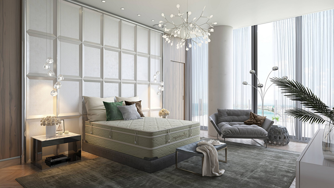 ORGANIC MATTRESS, INC. - If you source mattresses and bedding for residential clients, they are likely to be in a demographic that has a strong affinity for health and wellness-inspired products and brands and a high preference for organic over conventional..