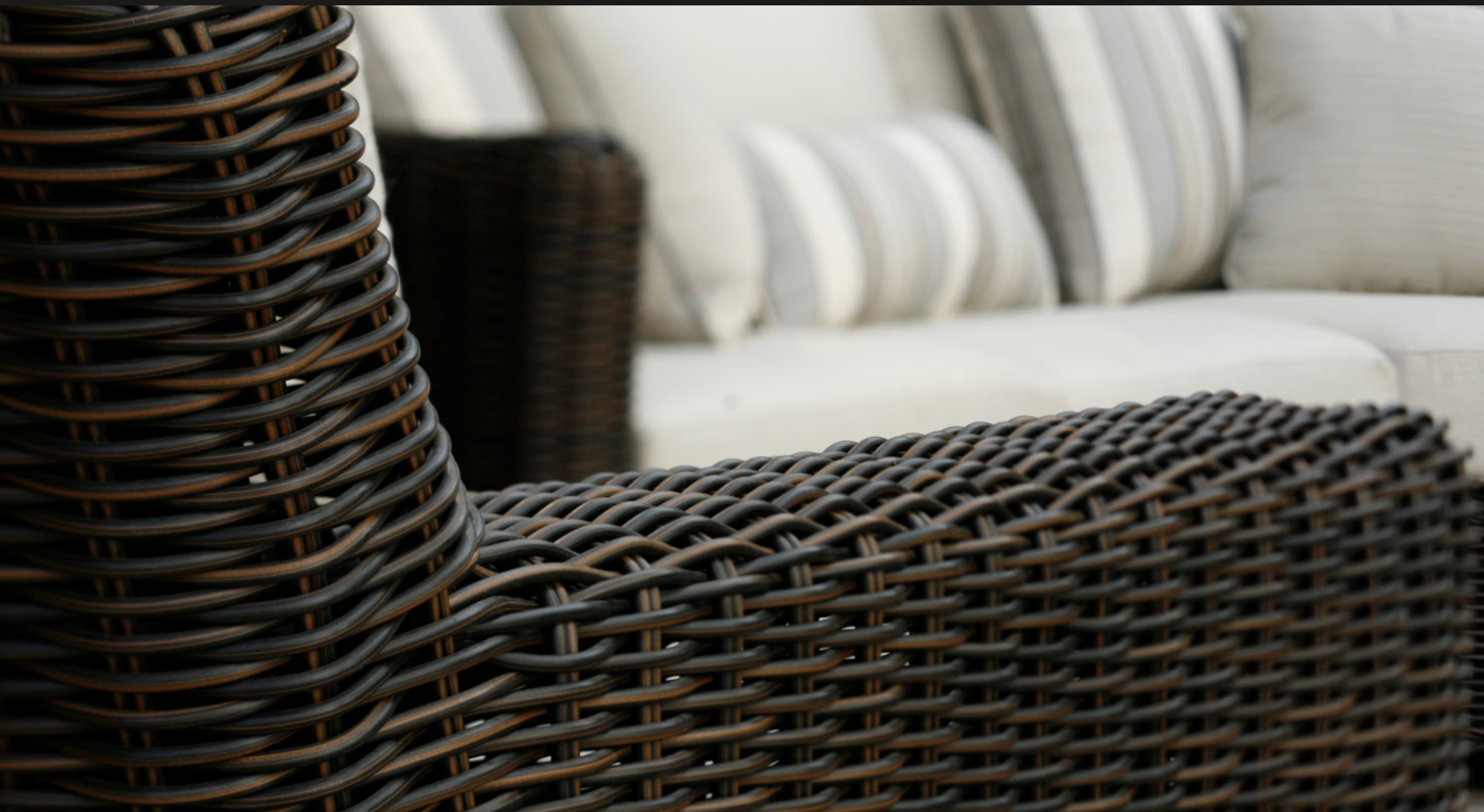 Summer Classics   Rustic  Wicker Collection