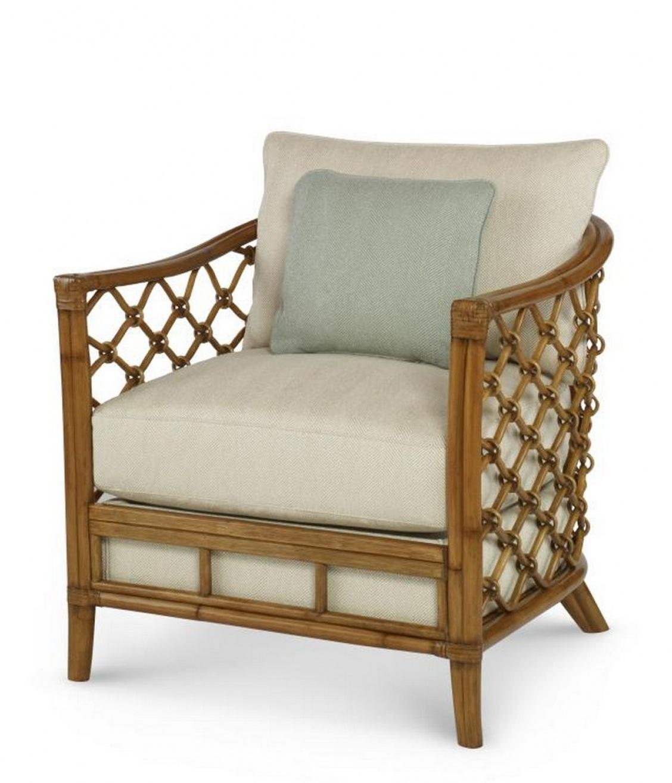 Century Furniture  Kiawah Rattan Chair