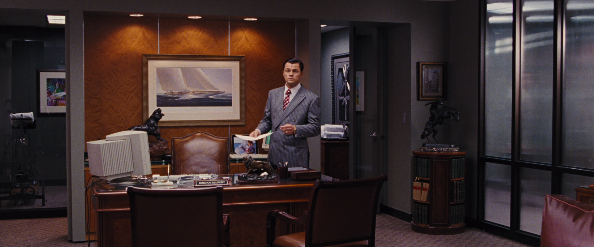 Paramount Pictures 'Wolf of Wall Street'