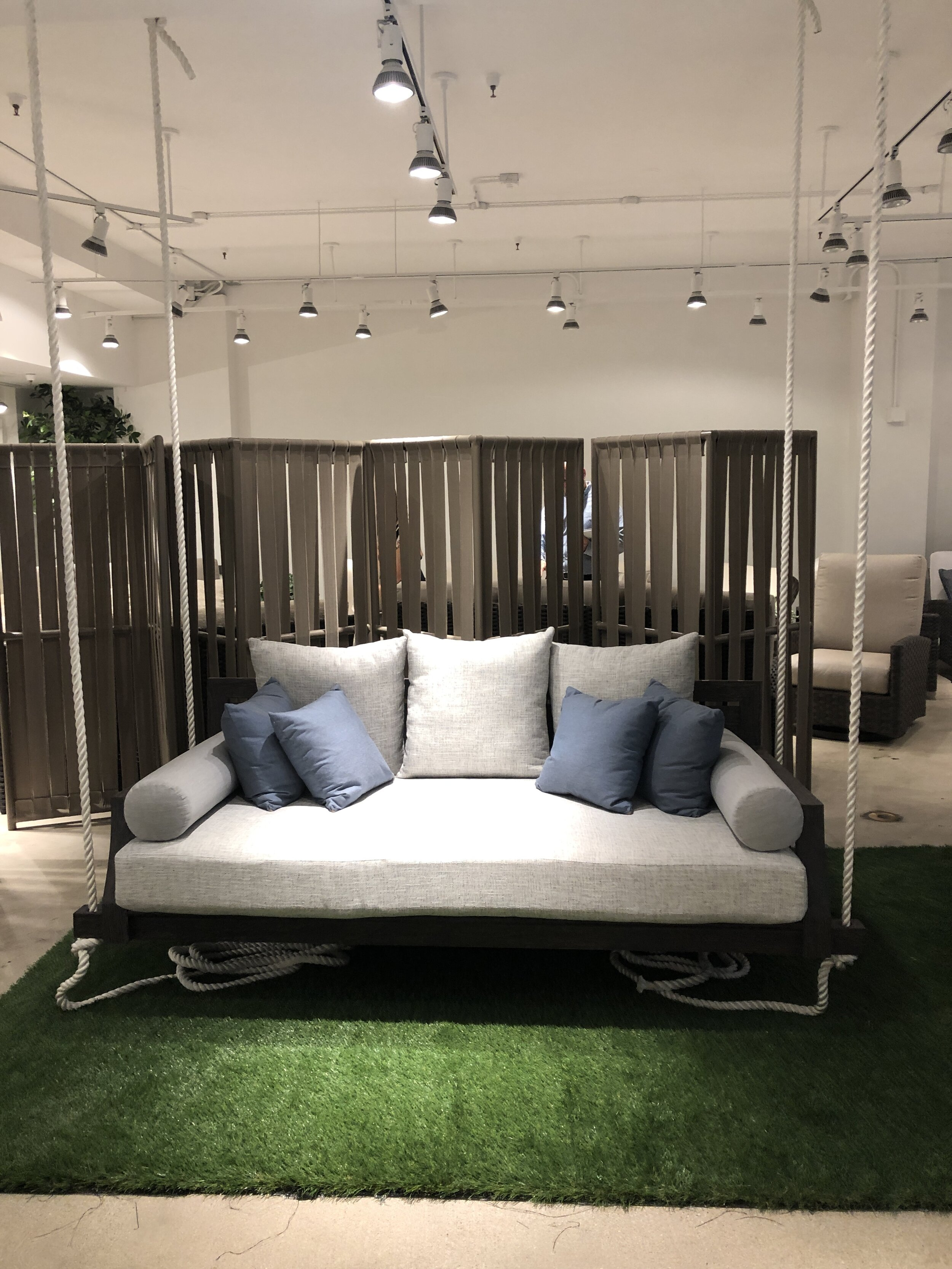 SWINGING DAY BED (COMING SOON)