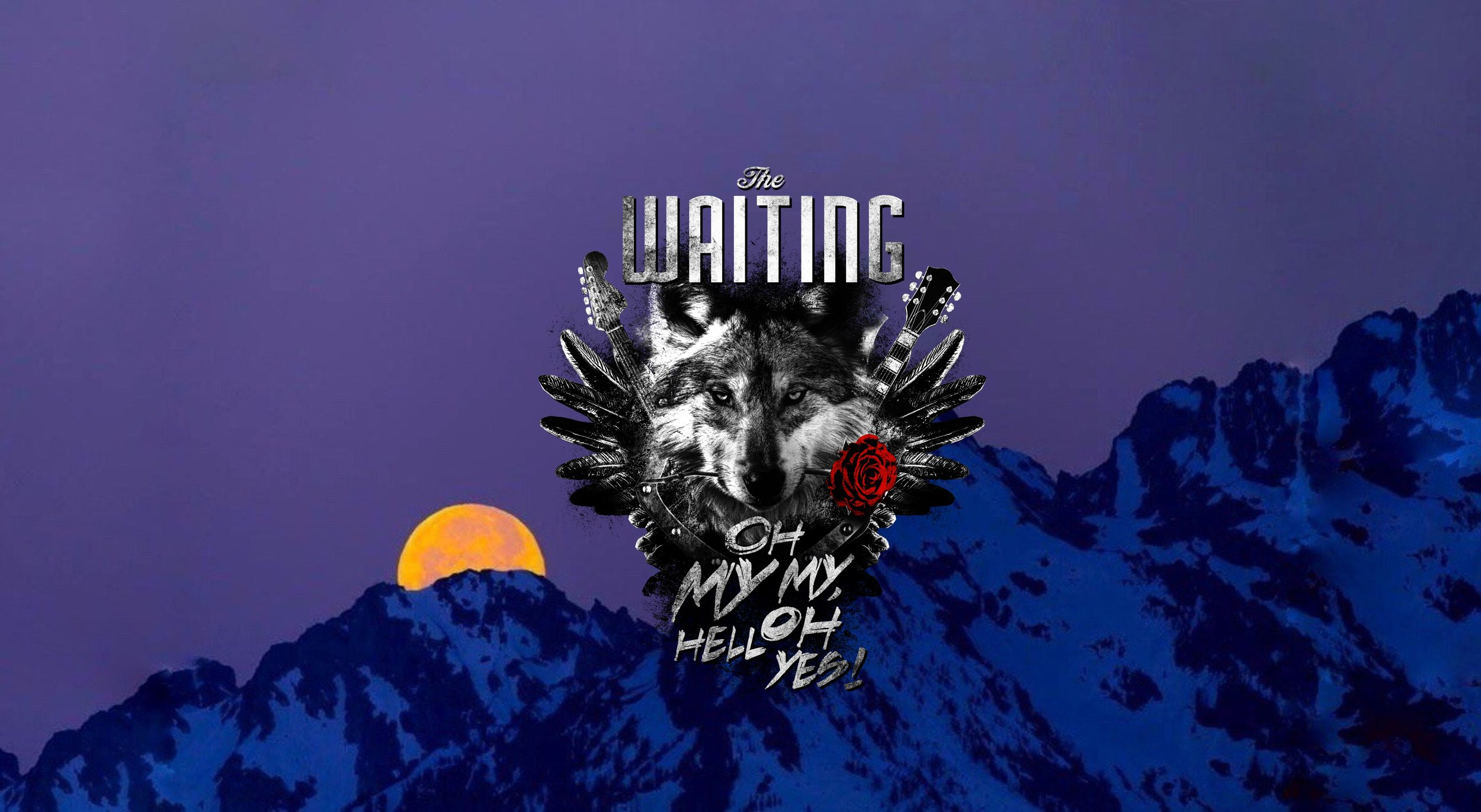 THE WAITING LANDING PAGE