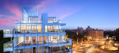 Richard Meier on Prospect Park