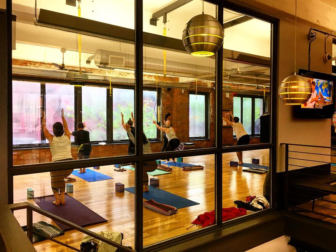 Group Yoga & Pilates Classes