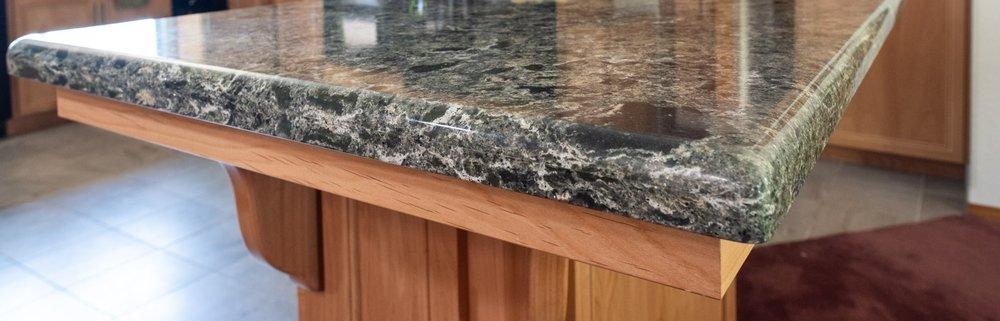 Custom Countertops — Sligh Cabinets, Inc.