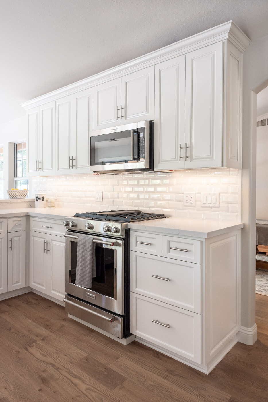 Modern Farmhouse Cottage Custom Kitchen And Bathroom Cabinets In Templeton California Sligh Cabinets Inc