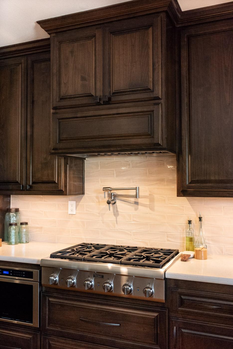 Traditional Mediterranean Custom Kitchen Cabinets In Paso Robles California Sligh Cabinets Inc