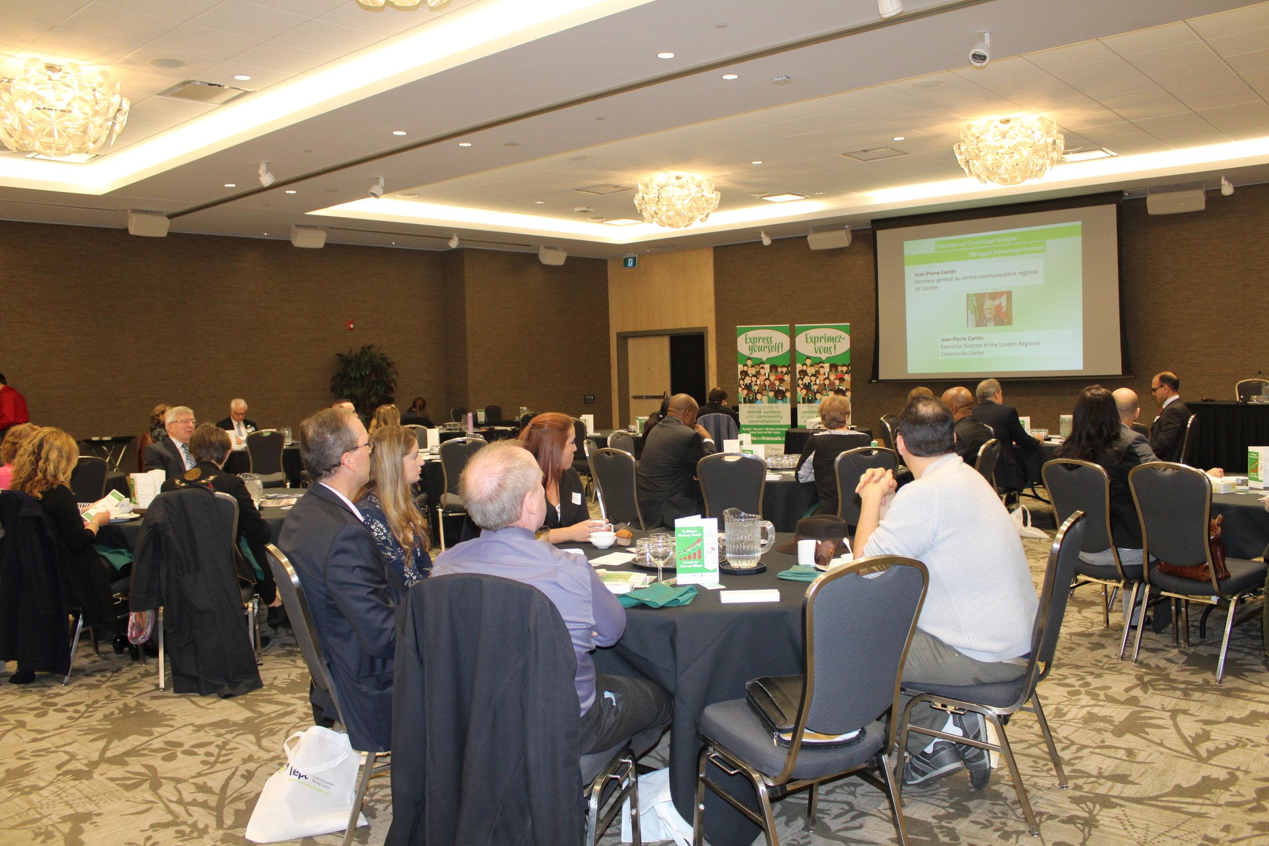 Sommet d'emploi - Consultation communautaire
