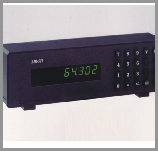 Gurley Series Vl18 Virtual Absolute Encoder - Series: VL18Length: <39