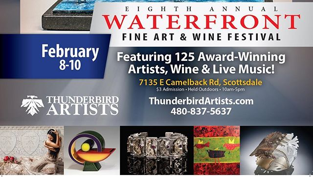 Great News, I'm exhibiting at another festival this weekend. The Waterfront Fine Art & Wine Festival,  7135 E. Camelback Rd. Scottsdale. Please stop by and view my work along with over a hundred other artists from all over the country. It's going to be a wonderful day to stroll, drink some wine and buy some art. Hope to see you there! • • • • • #danromerosculpting.com #BronzeSculptures #Fineart #waterfrontfineart&winefestival #art #festival #sculpture #sculpting #arizona #wine #artistsoninstagram #artist #sculptures #winefestival #arizonafestival